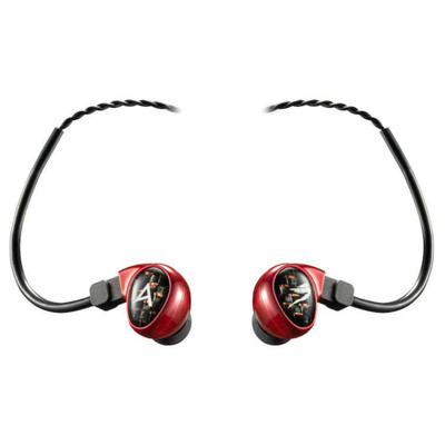 Astell & Kern Billie Jean In-Ear Monitors (Red)