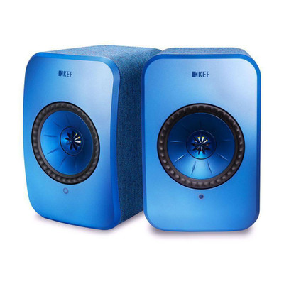 KEF LSX Wireless Music System (Blue)