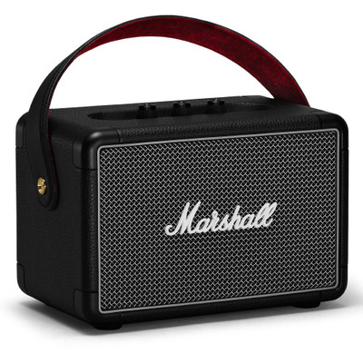 Marshall Kilburn II Portable Wireless Bluetooth Speaker (Black)