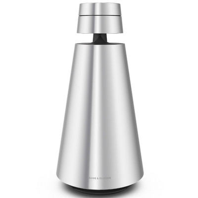 Bang & Olufsen BeoSound 1 GVA Multi-Room Wifi Speaker With Voice Assistant (Natural)