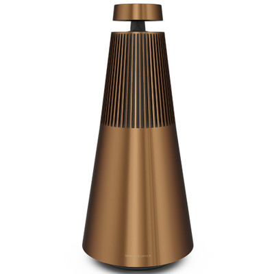 Bang & Olufsen BeoSound 2 GVA Multi-Room Wifi Speaker With Voice Assistant (Bronze Tone)
