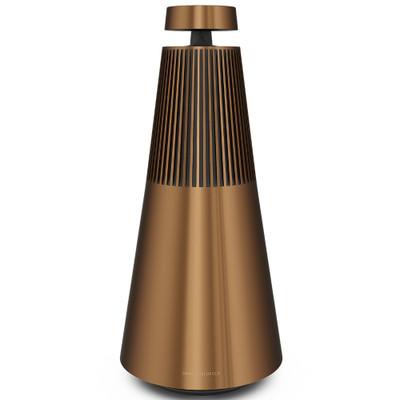 Bang & Olufsen BeoSound 2 GVA Multi-Room Wifi Speaker With Voice Assistant (Bronze Tone)