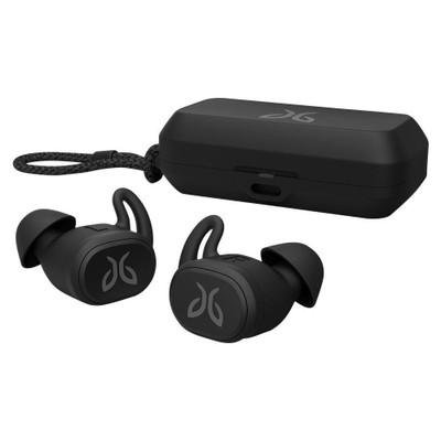 Jaybird Vista True Wireless Earbuds With Charging Case (Black)