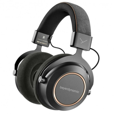 Beyerdynamic Amiron Wireless Copper High-End Tesla Headphones (Copper)