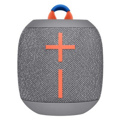 Ultimate Ears WONDERBOOM 2 Ultraportable Bluetooth Speaker (Crushed Ice Grey)