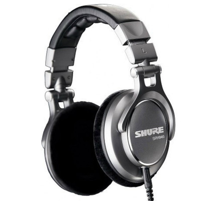 Shure SRH940 Professional Reference Headphones, Over-Ear, Closed-Back