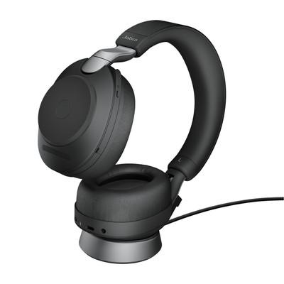 Jabra Singapore Jabra Evolve 75 Uc Wireless Headset With Charging Stand