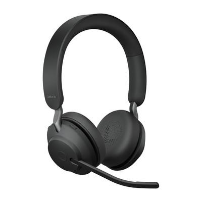 Jabra Evolve 65 Ms Stereo Professional Wireless Headset Black Jabra Singapore