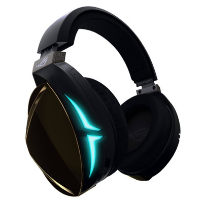 Asus ROG Strix Fusion 500 Gaming Headset With RGB Light Synchronization