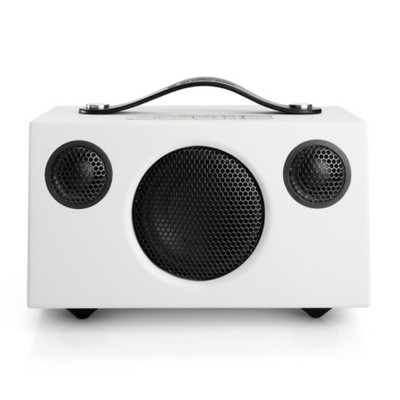 Audio Pro Addon C3 Rechargeable Wireless Bluetooth Multiroom Speaker (White)
