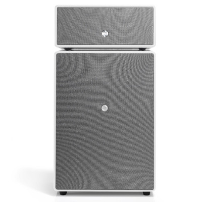 Audio Pro Drumfire Wireless Bluetooth Multiroom Speaker (Silk White)