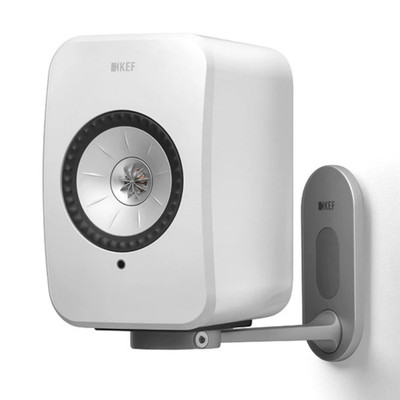 KEF B1 Wall Bracket For LSX (Silver)