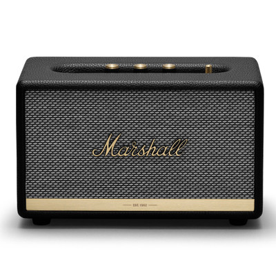Marshall Acton II Wireless Bluetooth Speaker (Black)