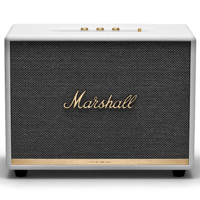Marshall Woburn II Wireless Bluetooth Speaker (White)