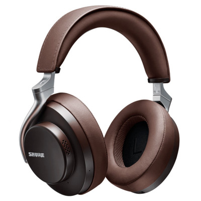 Shure Aonic 50 Wireless Noise Cancelling Headphones SBH2350 (Brown)