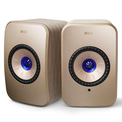 KEF LSX Soundwave Edition Wireless Music System by Terence Conran