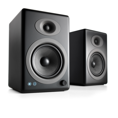 Audioengine A5+ Wireless Speaker System (Satin Black)