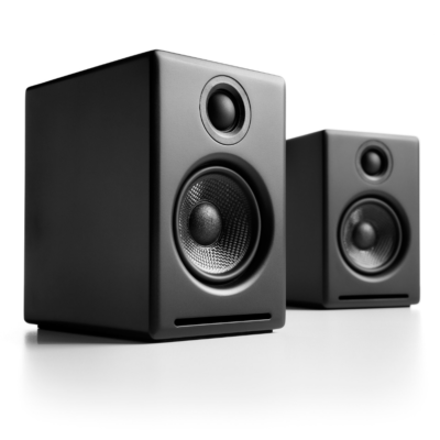 Audioengine A2+ Wireless Speaker System (Satin Black)