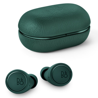Bang & Olufsen Beoplay E8 3rd Gen Wireless Earbuds With Wireless Charging Case (Green)