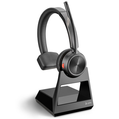 Poly Plantronics Savi 7210 Office Mono Wireless DECT Headset System For Desk Phones
