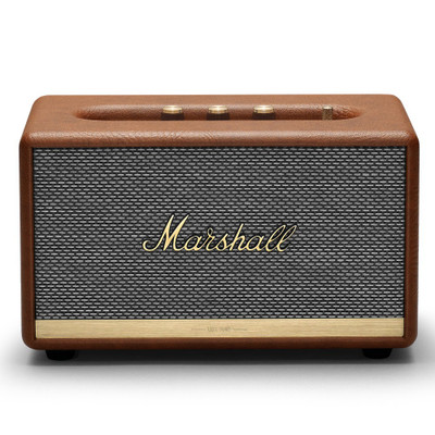 Marshall Acton II Wireless Bluetooth Speaker (Brown)