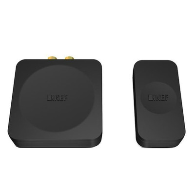 KEF KW1 Wireless Subwoofer Adapter Kit, For KC62, KF92, Kube 8b, 10b, 12b