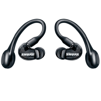 Shure Aonic 215 True Wireless Sound Isolating Earphones (Black)