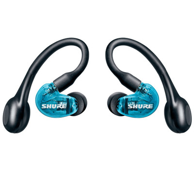 Shure Aonic 215 True Wireless Sound Isolating Earphones (Blue)