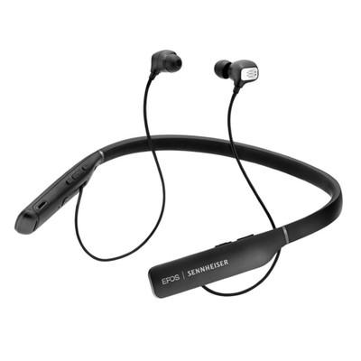 EPOS Sennheiser Adapt 460 Wireless ANC Neckband Headset, With BTD 800 USB Bluetooth Dongle (Black)