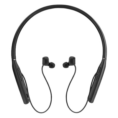EPOS Sennheiser ADAPT 460T In-Ear Neckband Bluetooth Headset With BTD 800 USB Dongle And Carry Case