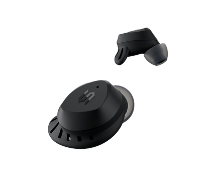 SOUL S-FIT All Conditions True Wireless Earbuds With Hi-Definition Sound (Black)