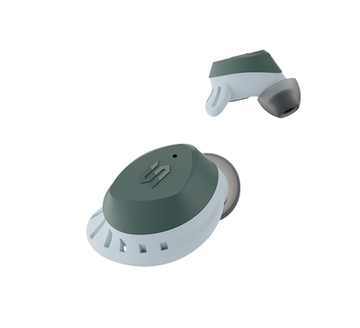 SOUL S-FIT All Conditions True Wireless Earbuds With Hi-Definition Sound (Green)