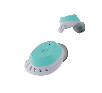 SOUL S-FIT All Conditions True Wireless Earbuds With Hi-Definition Sound (Teal)