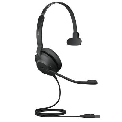 Jabra Evolve2 30 MS Mono Headset USB-A (Black)