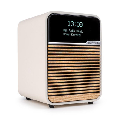 Ruark Audio R1 Deluxe Bluetooth Radio (Light Cream)