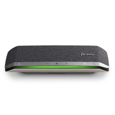 Poly Sync 40 Smart Wireless Conference Speakerphone, USB-A, USB-C