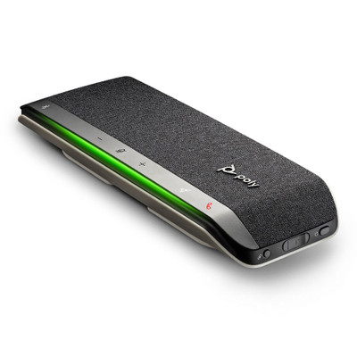Poly Sync 40 Smart Wireless Conference Speakerphone, MS Teams, USB-A, USB-C