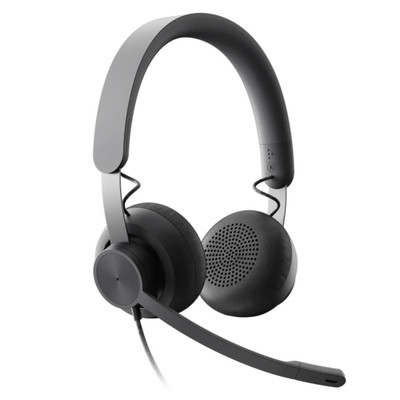 Logitech Zone Wired USB Headset, Optimized For MS Teams