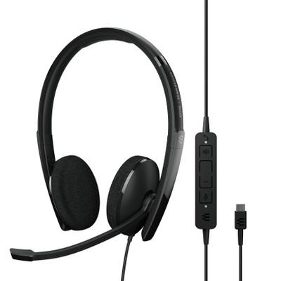 EPOS Sennheiser Adapt 160T USB-C II Stereo Headset, MS Teams, USB-C