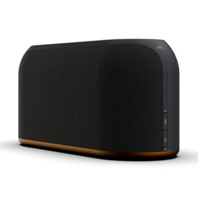 Jays S-Living Three Multiroom WiFi Speaker (Graphite Black)