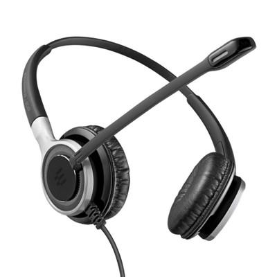 EPOS Sennheiser Impact SC 660 Stereo Headset, Easy Disconnect, For Deskphones