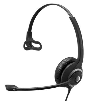 EPOS Sennheiser Impact SC 230 USB MS II Mono Headset, With In-line Remote, MS Teams, USB-A