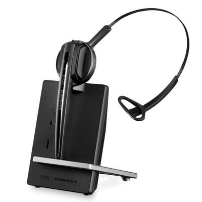 EPOS Sennheiser Impact D 10 USB ML, Convertible Wireless DECT Headset, Single Connectivity - Softphones