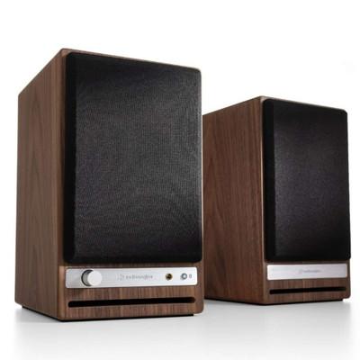 Audioengine HD4 Wireless Home Music System (Walnut)