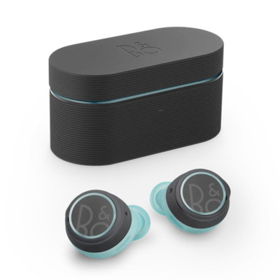 Bang & Olufsen Beoplay E8 Sport Wireless Earbuds With Wireless Charging Case (Anthracite Oxygen)