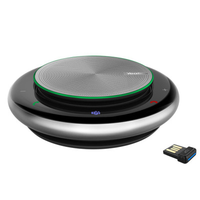Yealink CP900 Wireless Conference Speakerphone, With BT50 USB Adapter, USB-A