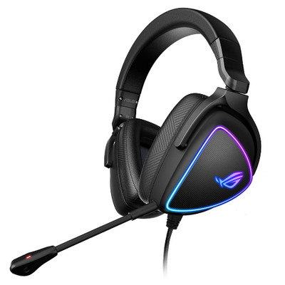 Asus ROG Delta S Gaming Headset With AI Microphone, USB-C
