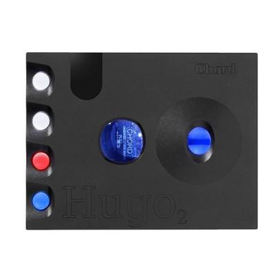 Chord Hugo 2 Portable DAC & Headphone Amplifier (Black)