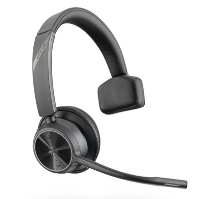 Poly Plantronics Voyager 4310 UC Mono Wireless Headset, USB-C