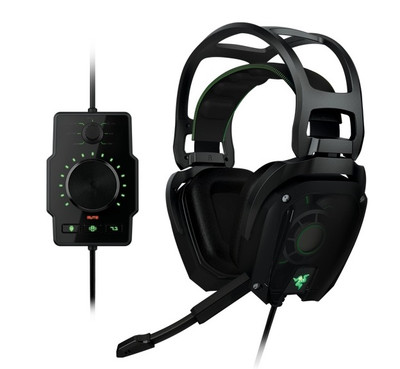 Razer Tiamat 7.1 Surround Sound Gaming Headphones